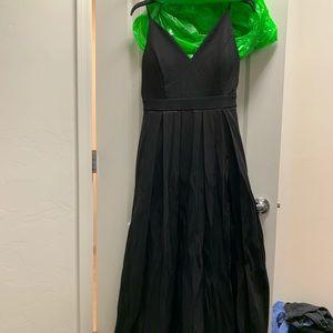 Winsdor black formal dress